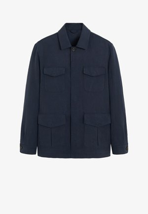 DANTE - Light jacket - petrolblau