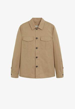 LEONARDO - Summer jacket - mittelbraun