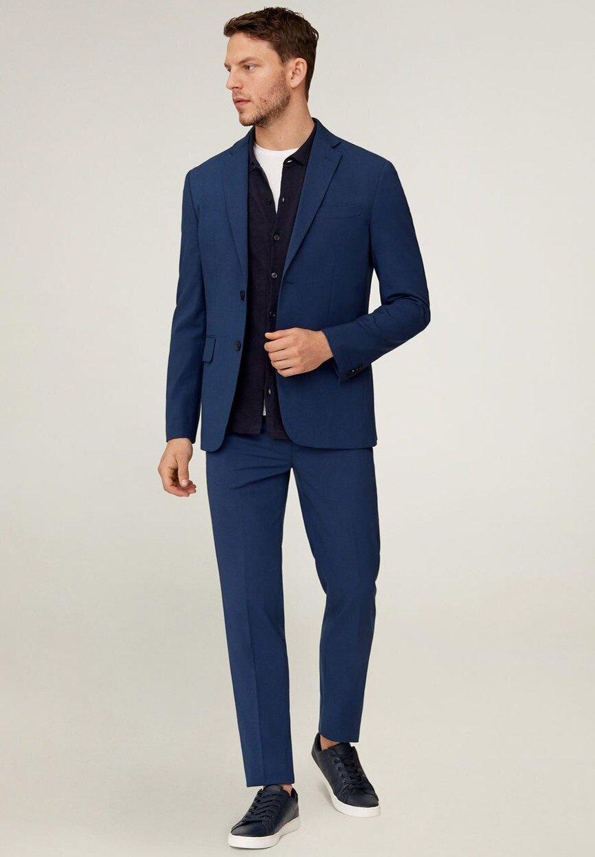 BRASILIA Jakkesæt blazere tintenblau