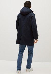 Mango - CHAYTON - Short coat - dunkles marineblau - 2