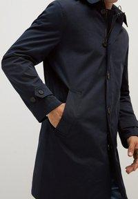 Mango - CHAYTON - Short coat - dunkles marineblau - 5