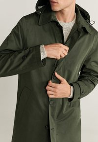 Mango - CHAYTON - Short coat - khaki - 3