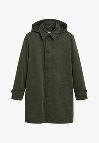 Mango - CHAYTON - Short coat - khaki - 6