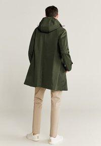 Mango - CHAYTON - Short coat - khaki - 2