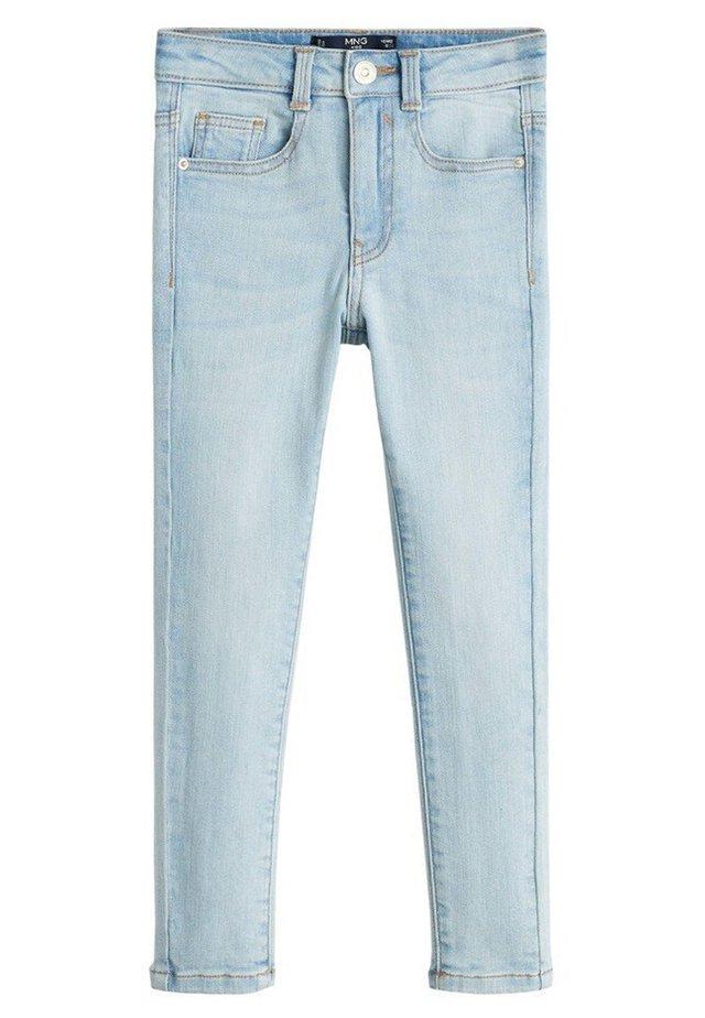 SKINNY JEANS - Jeans Skinny Fit - hellblau