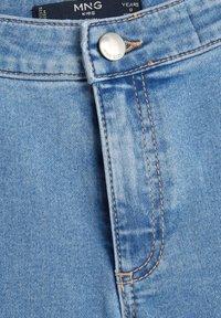 Mango - SUPER SKINNY JEANS - Jeans Skinny - hellblau - 2