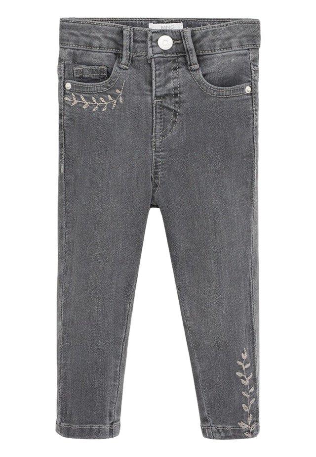 JULES - Straight leg jeans - denim grau