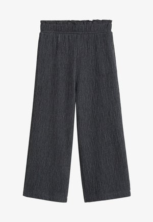 SANDRA - Trousers - dark grey