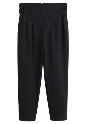 YESTER - Trousers - black