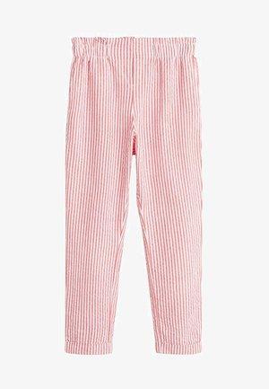 VILA H - Pantalon classique - red