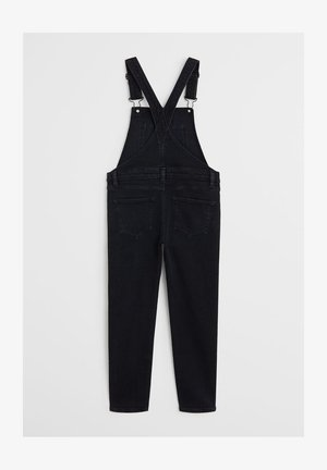 AMARA - Dungarees - black denim