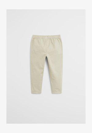 MELISA - Trousers - beige