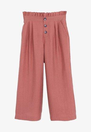 LIRIO - Pantalon classique - lyserød
