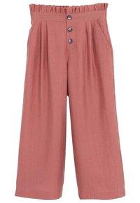 Mango - LIRIO - Pantalon classique - lyserød - 0