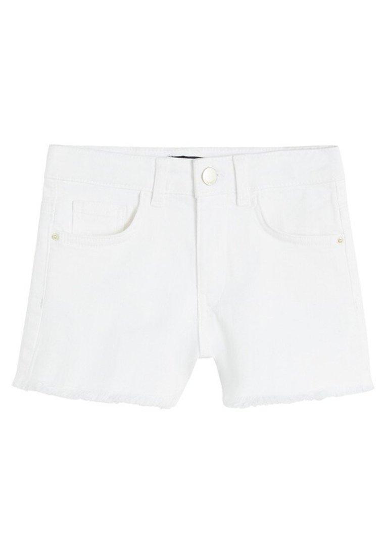 Mango - PATRIC - Jeans Shorts - weiß