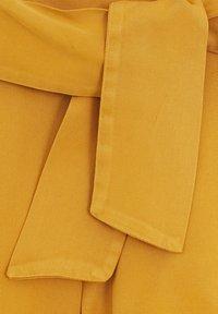 Mango - LINE - Shorts - senfgelb - 2
