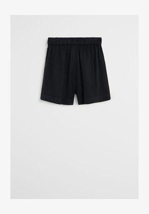 LINE - Shorts - schwarz