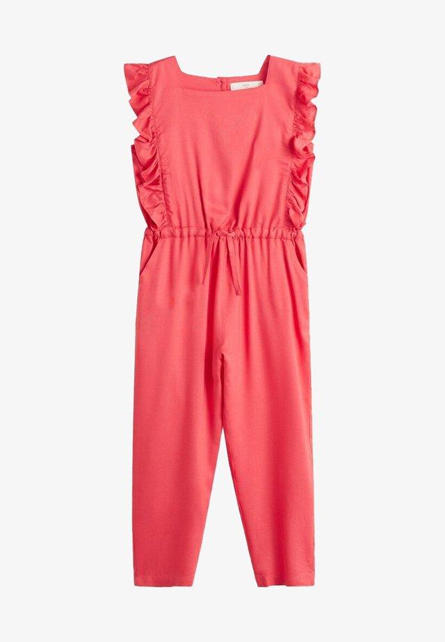 BILMA-H - Tuta jumpsuit - pink