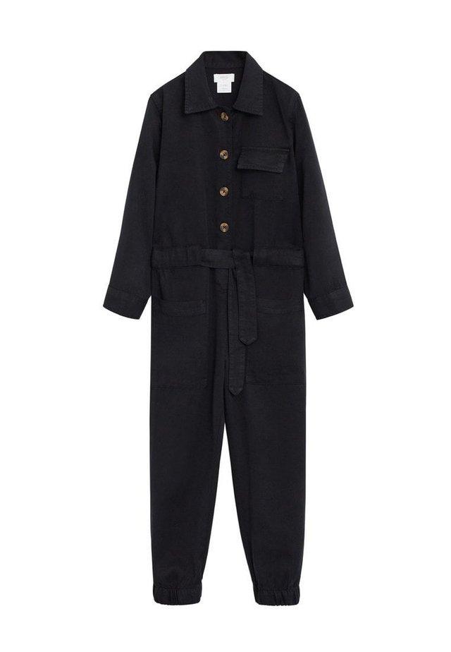 ALINA - Jumpsuit - schwarz