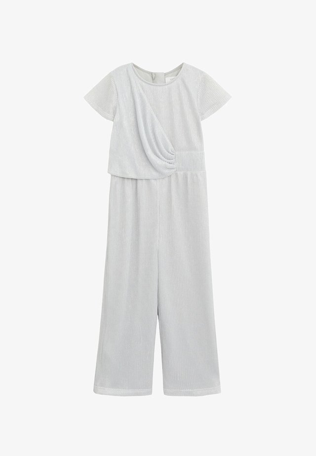 CUPRO - Overall / Jumpsuit /Buksedragter - silber