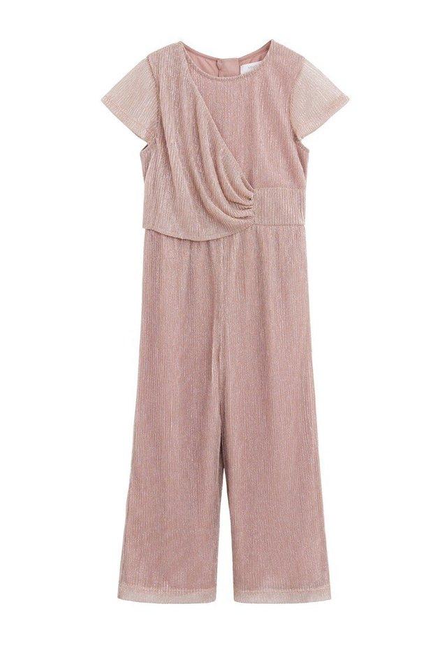 CUPRO - Jumpsuit - rosa