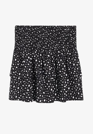 BALI - Mini skirt - black