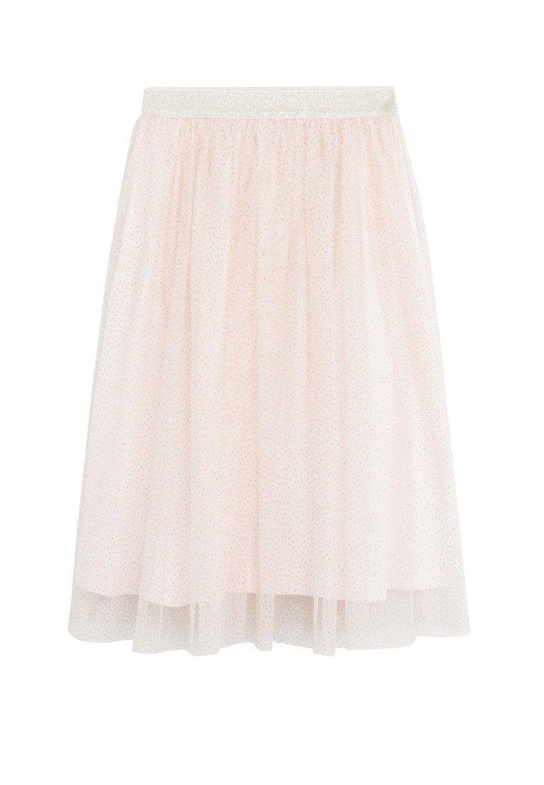 Mango - JAEL - A-line skirt - rosa