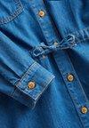 Mango - FIVE - Jeanskjole / cowboykjoler - dark blue