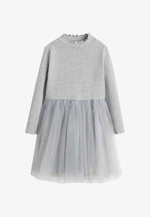 BOSTON - Robe d'été - mottled medium gray