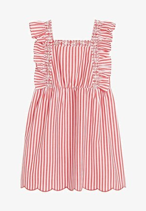 VIPS - Day dress - red
