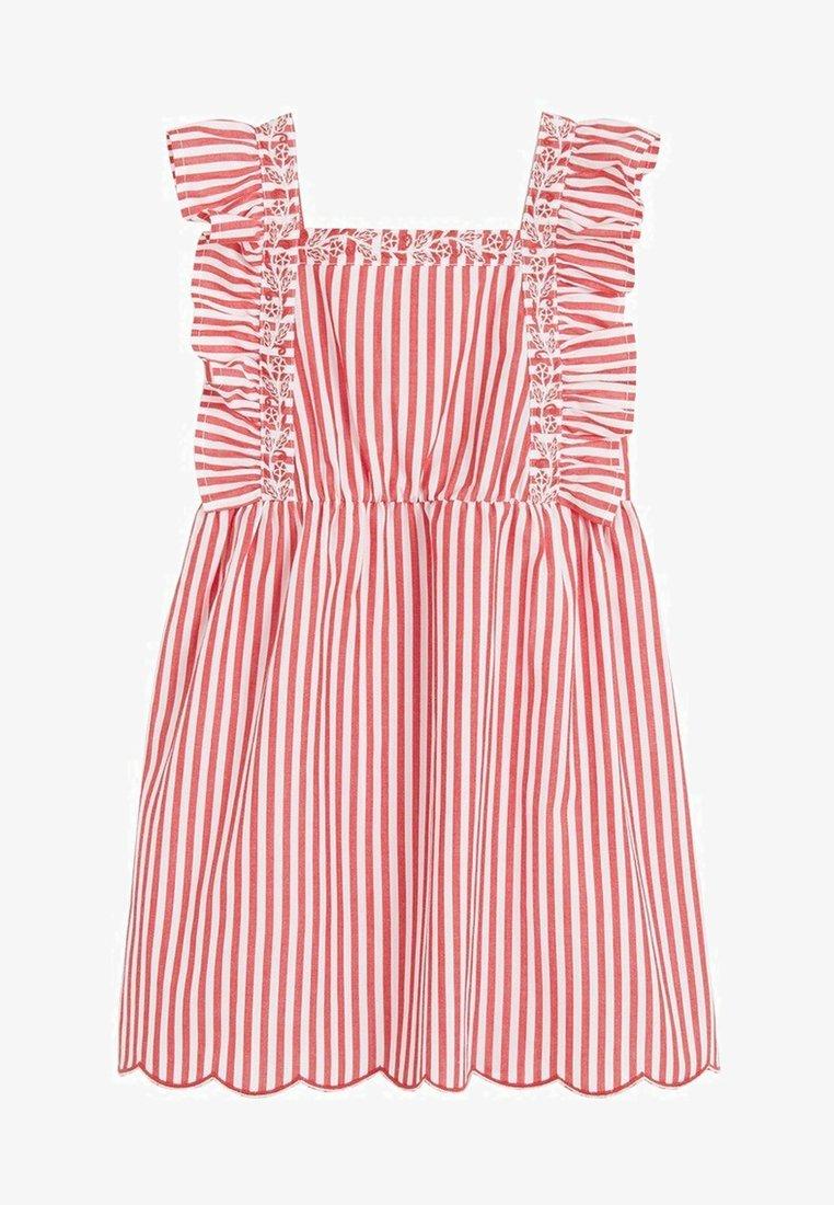 Mango - VIPS - Robe d'été - red