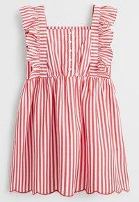 Mango - VIPS - Robe d'été - red - 1