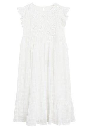 ROBE - Robe d'été - blanc