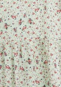 Mango - ISABEL - Robe d'été - pastelgroen - 2