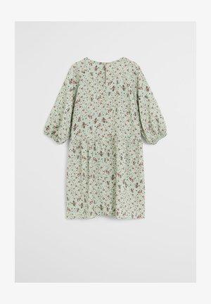 ISABEL - Robe d'été - pastelgroen