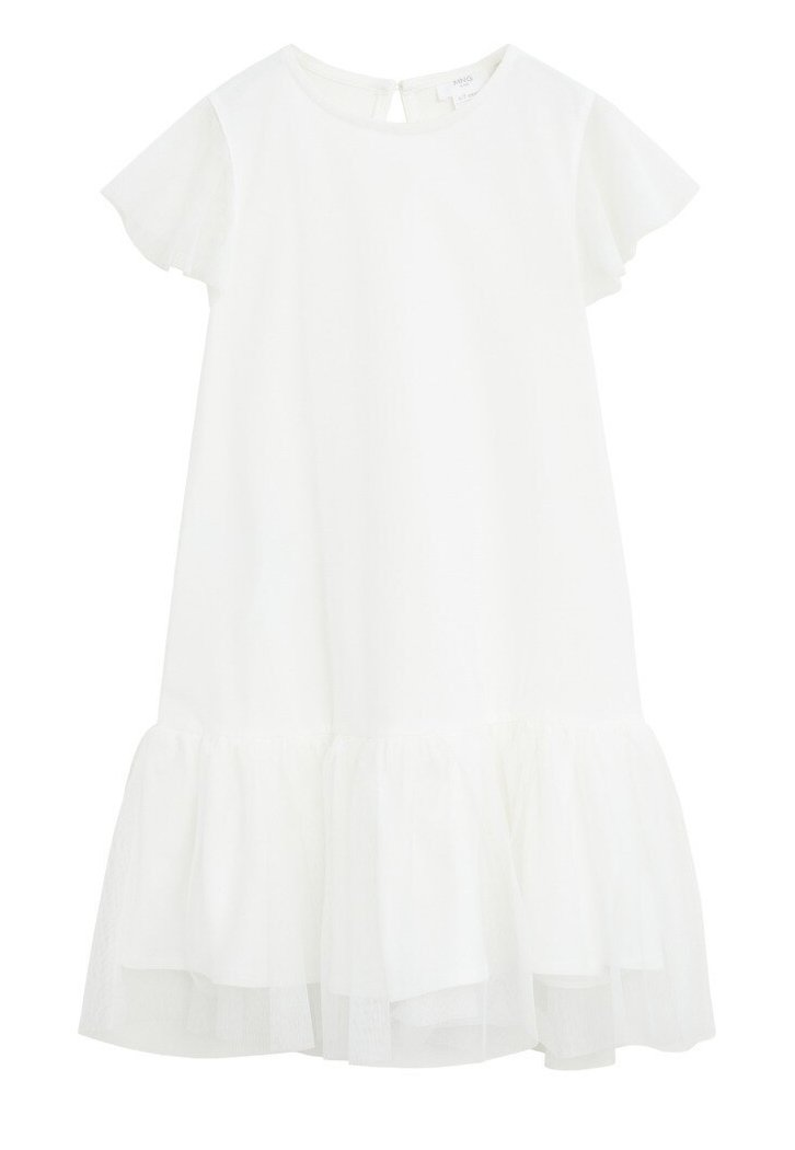 Mango - SUGAR - Robe d'été - blanc