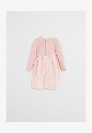 PARIS - Korte jurk - rosa