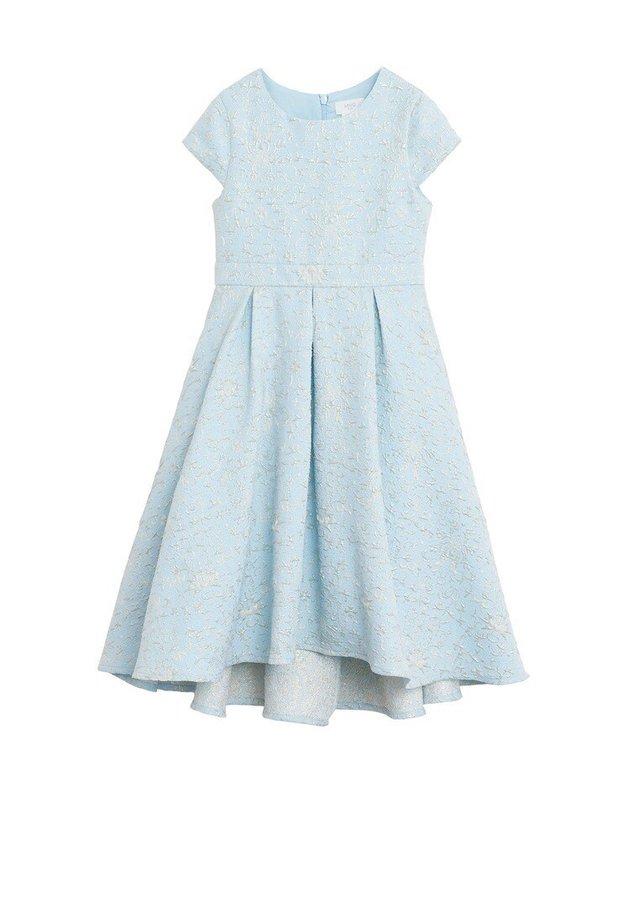 OSA - Korte jurk - himmelblau