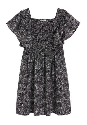 AFRICA - Day dress - schwarz