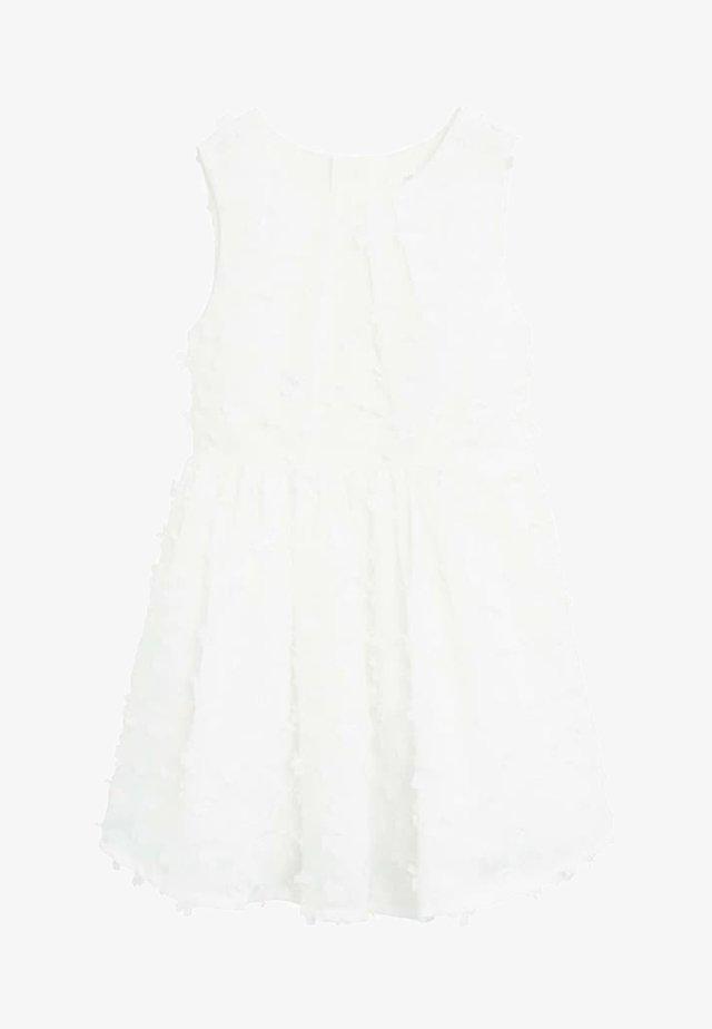 KIOTO - Korte jurk - weiß
