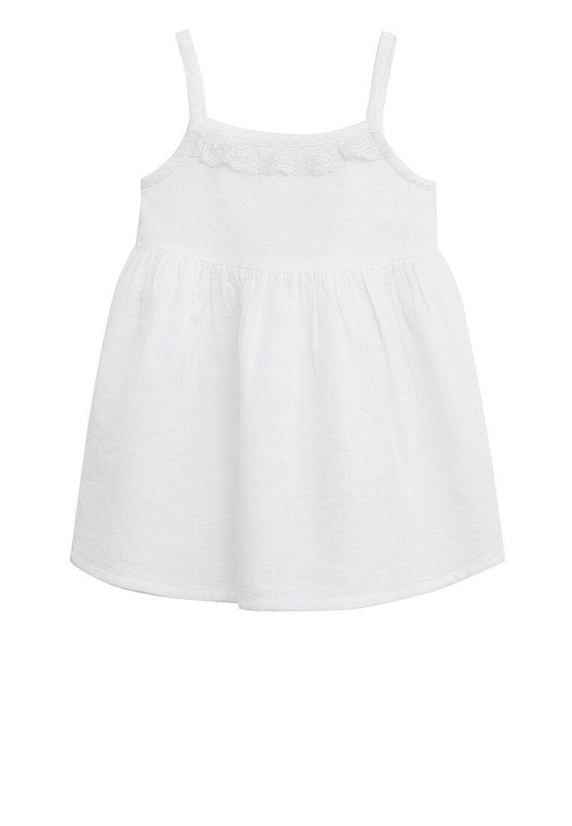 LINDA - Vestito estivo - bianco