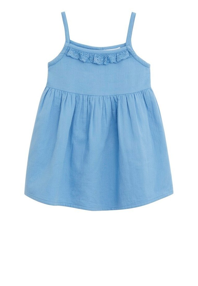 LINDA - Vestito estivo - blu