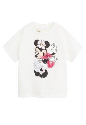 HAWAII - T-shirt imprimé - cremeweiß