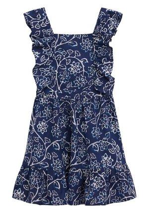 BRAVA - Robe d'été - inktblauw