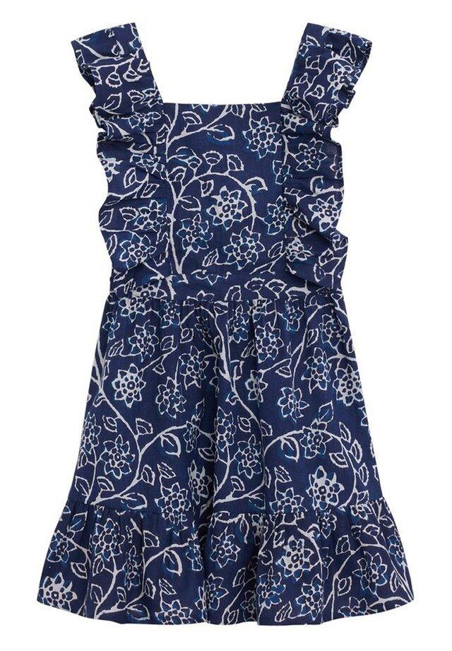 BRAVA - Freizeitkleid - inktblauw