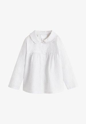 YASMIN - Button-down blouse - cream