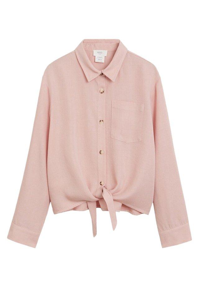 LAZO - Camicia - rosa