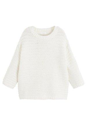 OVERSIZED - Pullover - ecru