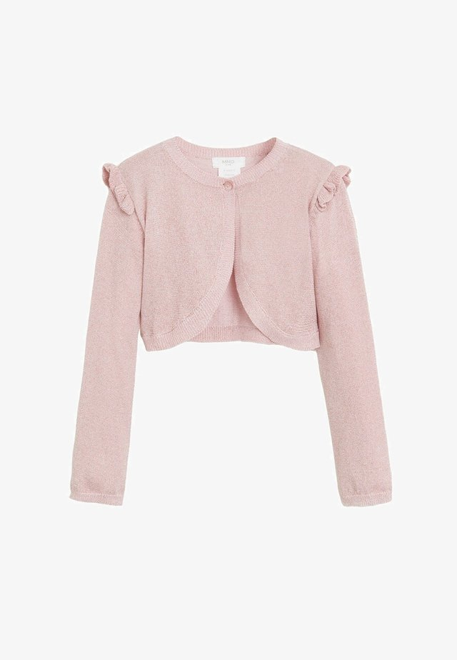 LUCK-R - Gilet - pink