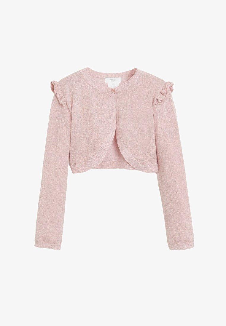 Mango - LUCK-R - Gilet - pink